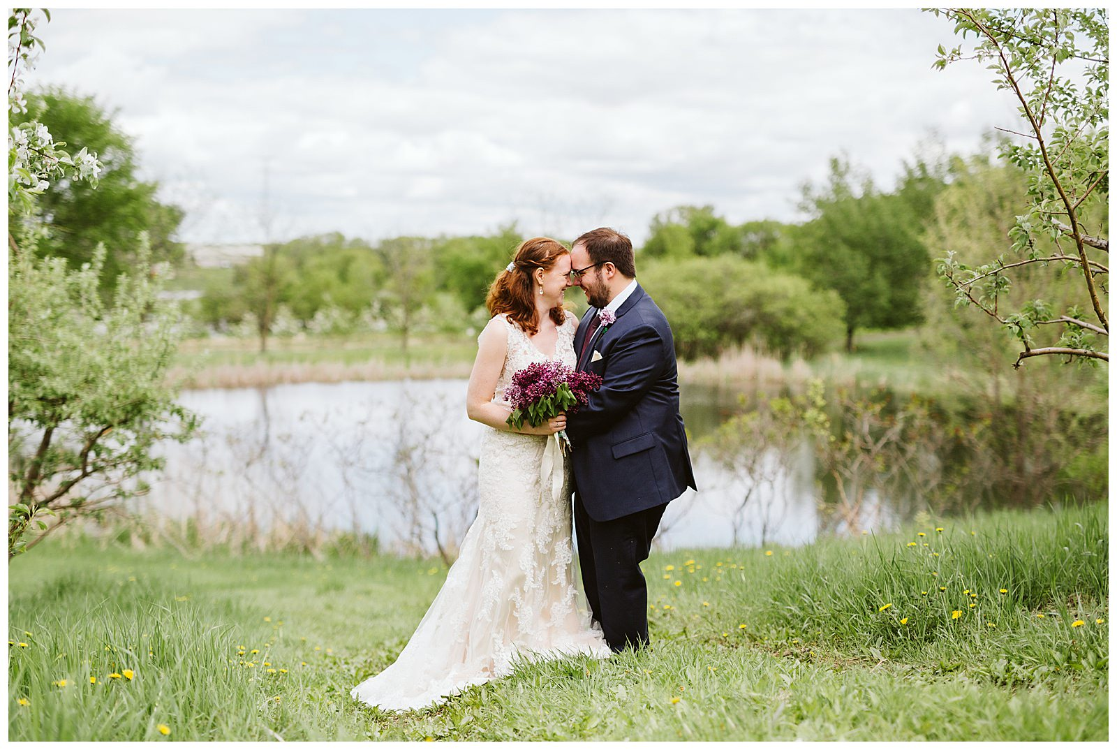 Deer Lake Orchard Wedding