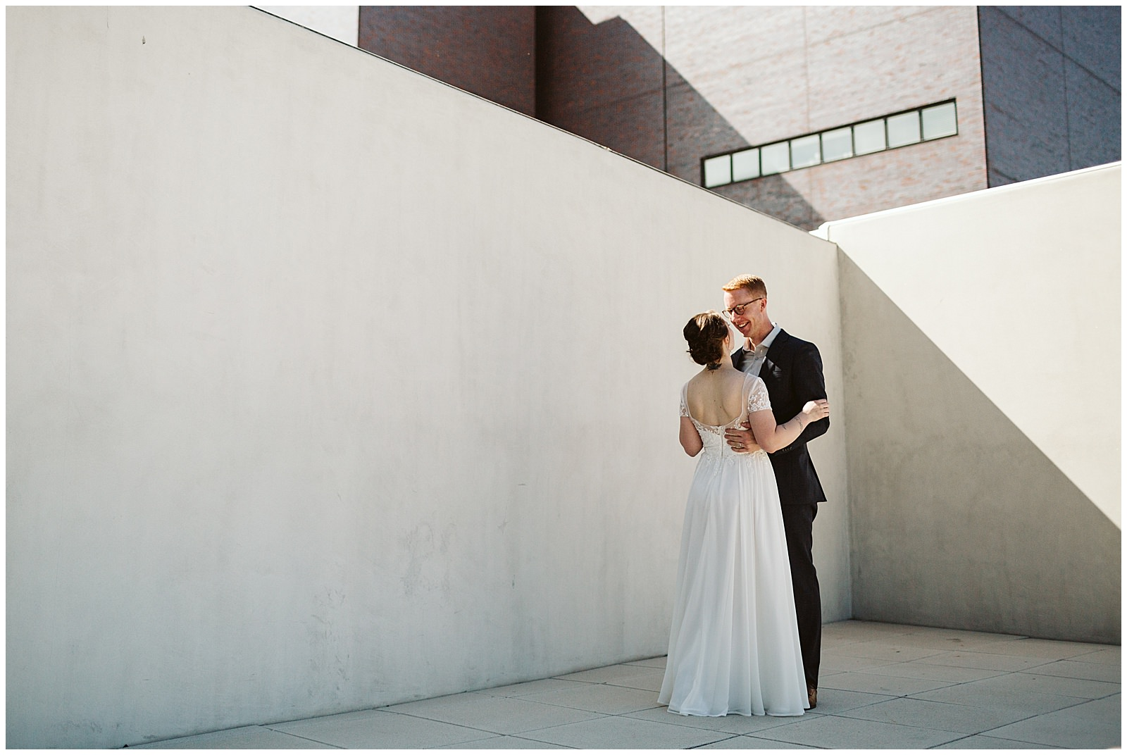 Walker art center vow renewal