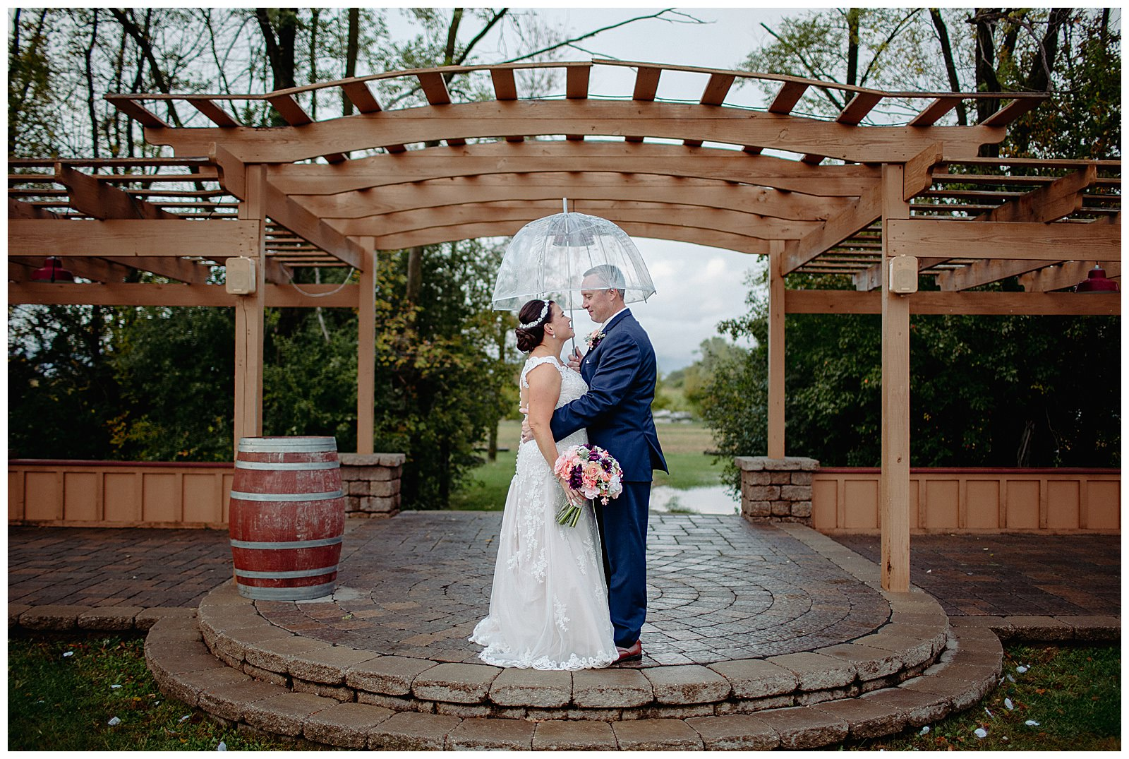 Rachel Chad Wedding