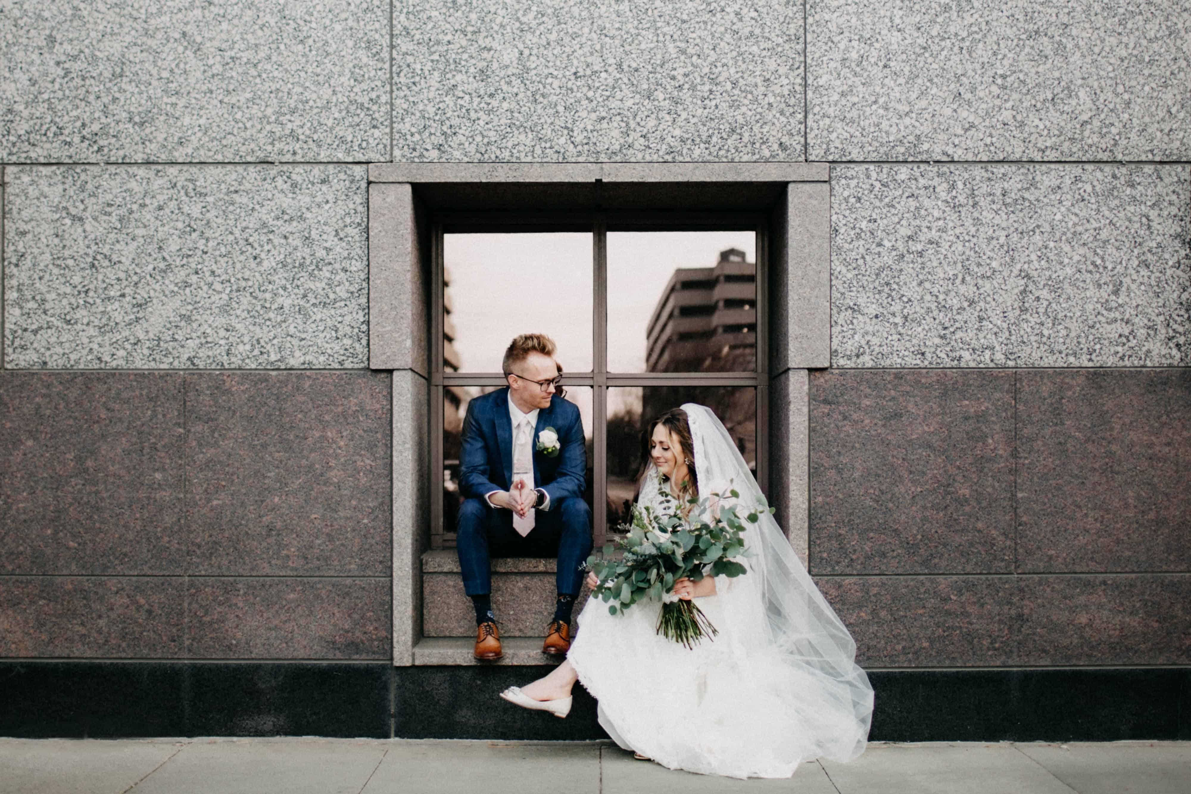 Megan & Mike Wedding